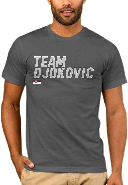 Team Novak Djokovic Essential T-Shirt (Design 1 - Design 1)