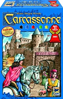 Carcassonne. Spiel des Jahres 2001 (B00005N93I) | Amazon price tracker / tracking, Amazon price history charts, Amazon price watches, Amazon price drop alerts