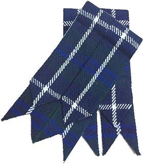 SHYNE KILTS U.K, Calcetines de falda escocesa con distintos tartanes, medias de las Highlands