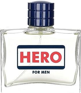 Hero by Mayfair Perfumes London for Men - Eau de Toilette, 100 ml