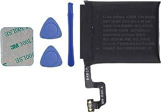 Vvsialeek A2058 Batería compatible para Watch Series 4 iWatch4 S4 40 mm GPS + LTE Cellular versión A2058 con kit de herram...