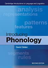 Best an introduction to phonology Reviews