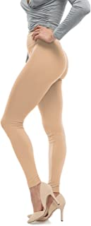 LMB Women's Ultra Soft Leggings Stretch Fit 40+ Colors - One Size - Plus Size