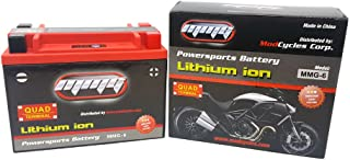 MMG YTX24HL-BS Lithium Ion Sealed Battery 12V Motorcycles Compatible with Harley-Davidson FL FLH Series Touring (MMG6)