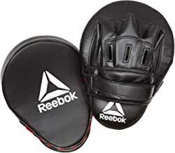 RETAIL HOOK AND JAB PADS - RED /, 1 SIZE