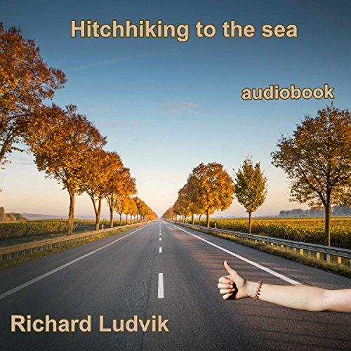 Hitchhiking to the sea audiobook cover art