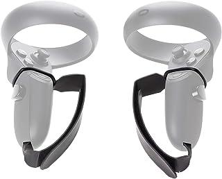 NEWZEROL 1 Paire de Sangles réglables Accessoires pour Contrôleur Oculus Quest/Rift S VR pour Casques de Jeu, poignée de P...