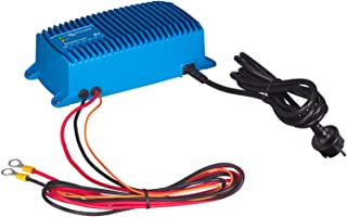 Victron Smart Blue Power Chargers – IP67 120VAC NEMA 5-15R (Bluetooth) – Available Sizes: 12V/7A, 12/13A, 12V/17A, 12V/25A, 24V/5A, 24V/8A, 24V/12A