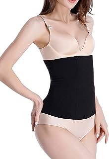 Moolida Waist Shapewear Cincher Body Shaper Corset Postpartum Belly Band Wrap C Section Tummy Control Binder Girdle for Women