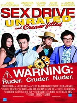 Sex Drive  Unrated