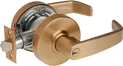 US10 Satin Bronze 2-3//4 Backset 2-3//4 Backset Sargent Manufacturing Co. Sargent 28-7G37-LL-10 Grade 2 Classroom