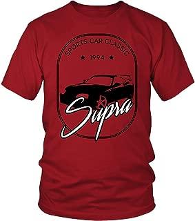 JDM Tuner Sports Car Classic Supra T-Shirt