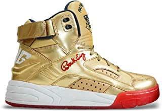 8f1196a601cc Ewing Athletics Ewing Eclipse Gold Navy Red Basketball Schuhe Shoes Mens