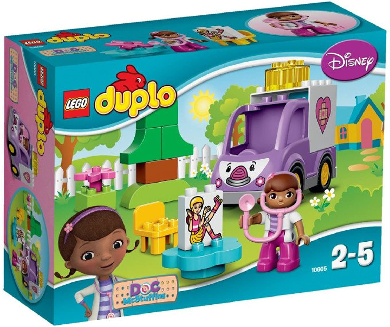 LEGO 10605 Duplo Doc McStuffins Rosie the Ambulance