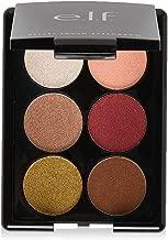 e.l.f. Velvet Touch Eyeshadow Palette 57086 Island Breeze