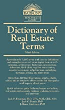 Dictionary of Real Estate Terms (Barron's Business Dictionaries) Book PDF