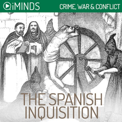 The Spanish Inquisition audiobook cover art