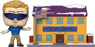 Funko Pop! Town: South Park - Primaria South Park con PC Principal