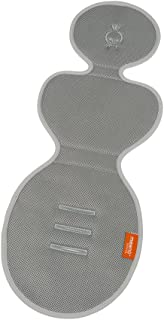 Cool Mee - Bucket Seat Liner - 0-12 Months - Silver