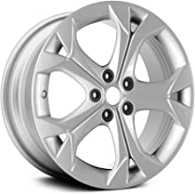 Partsynergy Replacement For OEM Aluminum Alloy Wheel Rim 17 Inch Fits 2016-2018 Chevy Cruze 5-101.6mm 10 Spokes