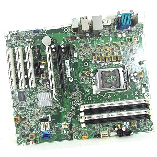 HP Placa base Compaq 8200 Elite CMT 611835-001 611796-003 FXN1 Motherboard