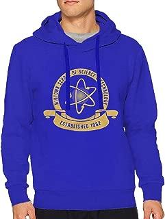 Pasdokzxc Men's Midtown School of Science & Technology Hoodie Sweatshirt
