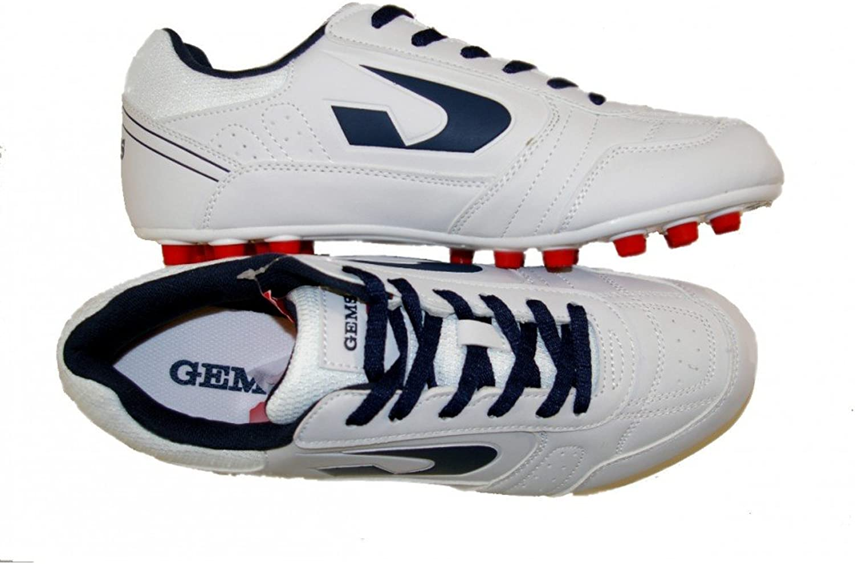 Gems , Herren Futsalschuhe Weiß Weiß Weiß Weiß-Blau B00UI45AF8  Hohe Qualität d676b2