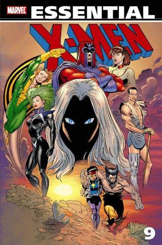Essential X-Men, Vol. 9 (Marvel Essentials) -  Chris Claremont, Paperback