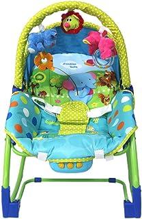 8e8764e26 Silla mecedora para bebés silla multifunción para bebés silla cuna mecedora  para niños sillón reclinable cama