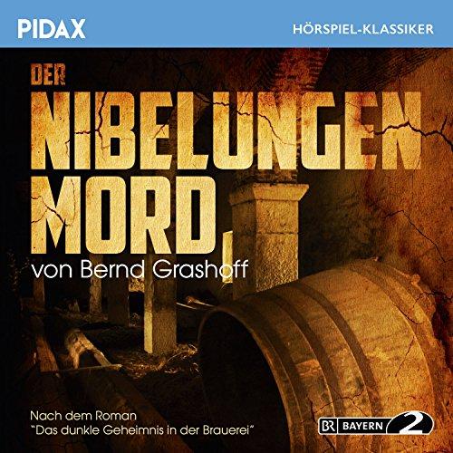 Der Nibelungen Mord Titelbild