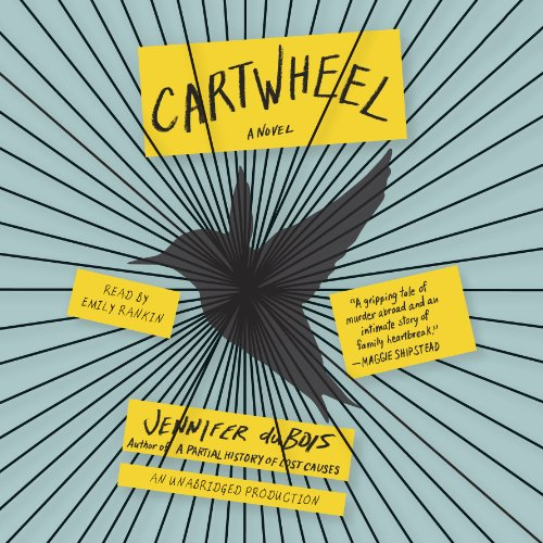 Cartwheel audiobook cover art