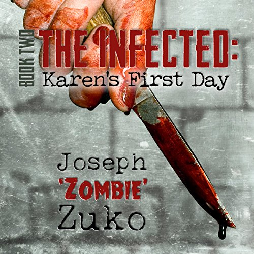 The Infected audiobook cover art