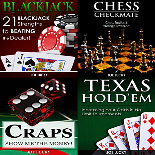 Blackjack & Chess Checkmate  By  cover art