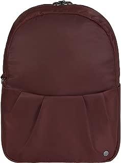 Pacsafe Messenger Bag Citysafe Cx Anti-Theft Convertible Backpack, Merlot (Brown) - 20410319
