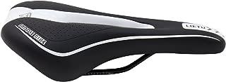 Vinqliq Professional Bike Saddle Bicycle Comfort Seat Cushion Pad Shockproof Ergonomic Design for Cycling, Mountain Bike, MTB, Road Bike, BMX, Folding Bike