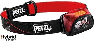 PETZL - ACTIK CORE Headlamp, 450 Lumens, Rechargeable, with CORE Battery