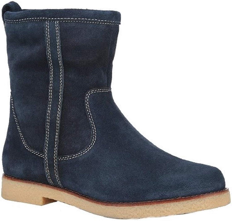 CAPRICE CAPRICE Damen Stiefel Stiefel Leder Warmfutter Ocean (40)  40% Rabatt