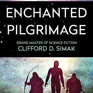 Enchanted Pilgrimage audiobook cover art