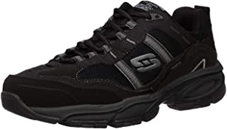 skechers men's trait wide athletic shoe