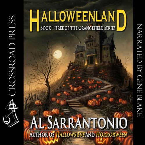 Halloweenland cover art