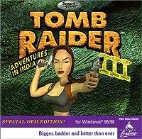 Tomb Raider III Adventures in India (Jewel Case) (輸入版)