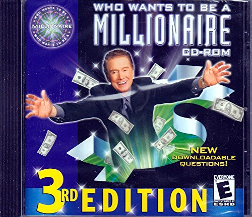 Who Wants To Be A Millionaire, 3rd Edition CD-Rom (Jewel Case)