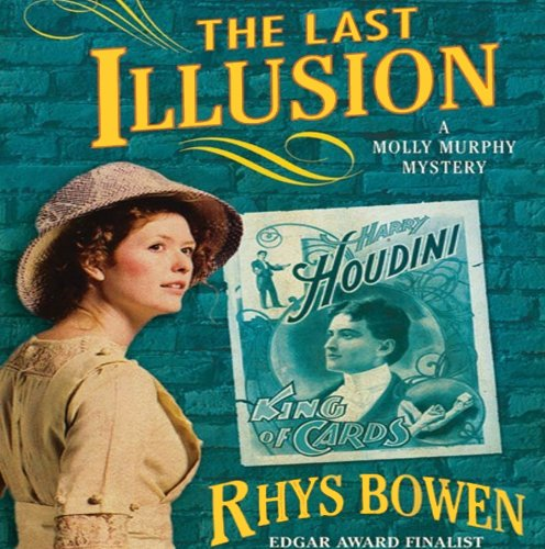 The Last Illusion cover art
