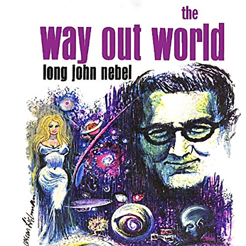 The Way Out World audiobook cover art