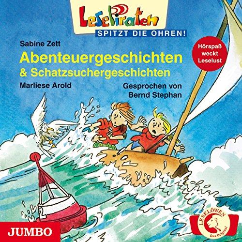 Abenteuergeschichten & Schatzsuchergeschichten Titelbild