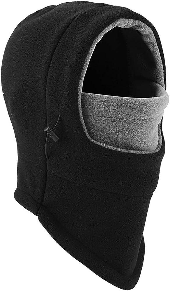 YQXCC Kids Winter Hats Balaclava Ski Mask Windproof Warm Adjustable with Fleece Lining Hat for Boys Girls