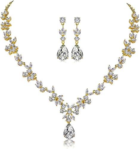 Hochzeit rosegold ohrringe Damen Perlenohrringe
