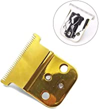 Professional Standard Slimline Pro Li Blade,Andis Slimline Pro D8 & D7 Replacement Blade,Closest Cutting T-blade Model D-7#32105-Competible with Hair Clipper/Trimmer
