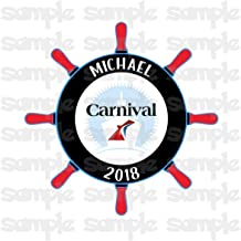 Ship Steering Wheel Magnet, Carnival Cruise Line Magnet, Royal Caribbean Magnet, Celebrity Cruises, Holland America, Norwegian Cruise Line, Princess Cruises Magnets,