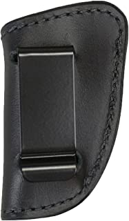 PS Products Boot 'N Belt Ambidextrous Leather Holster, Black
